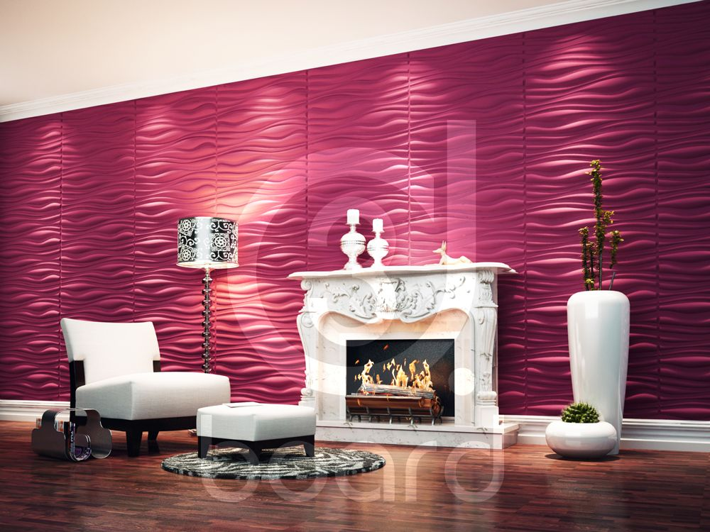 Decorative 3D Board Tiles Paintable Textured Wall Art at Wallpaper ...