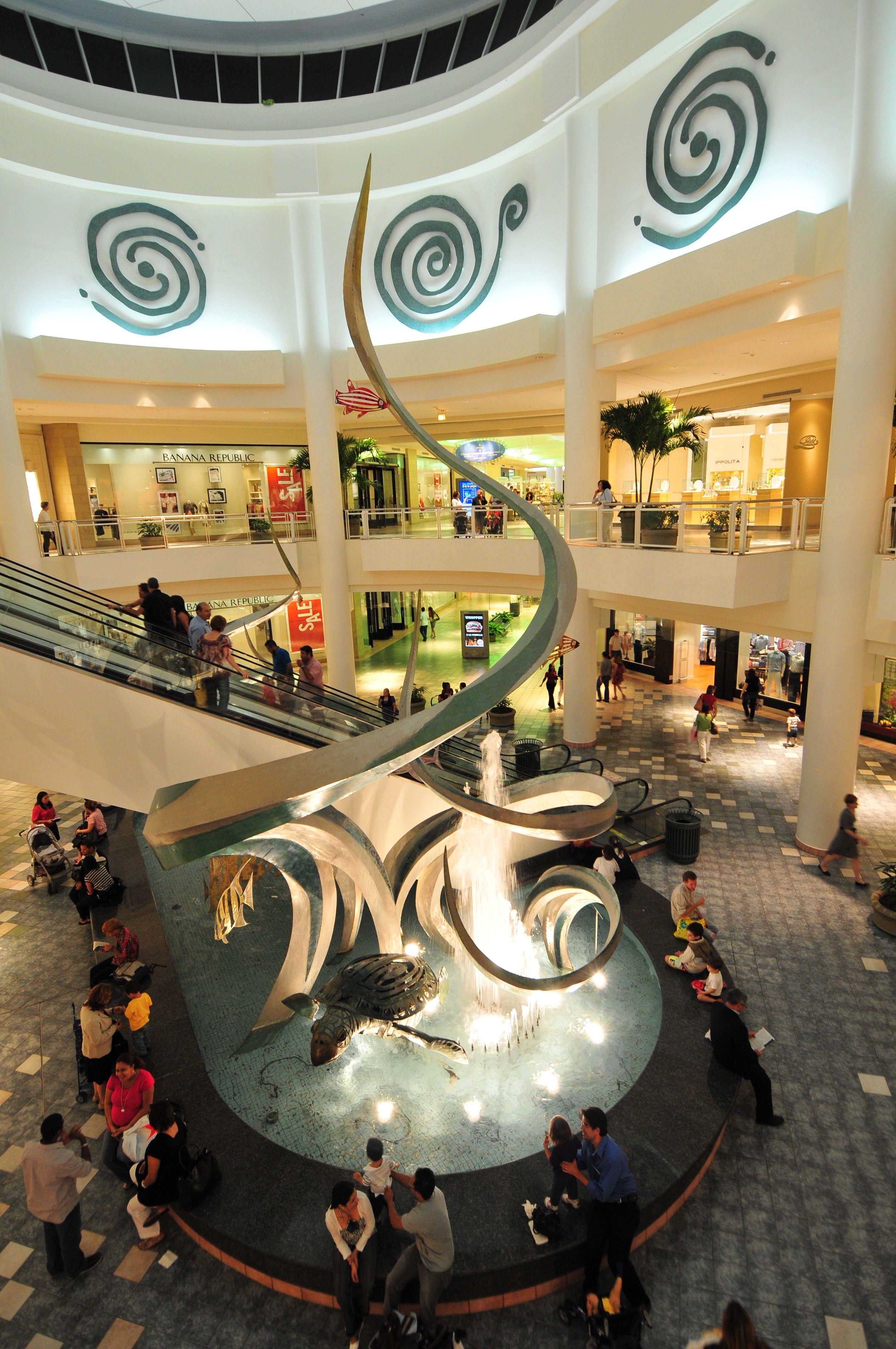 Plaza Las Américas El Centro Comercial Más Grande Del Caribe Puerto Rico Puerto Rico Usa San Juan Puerto Rico