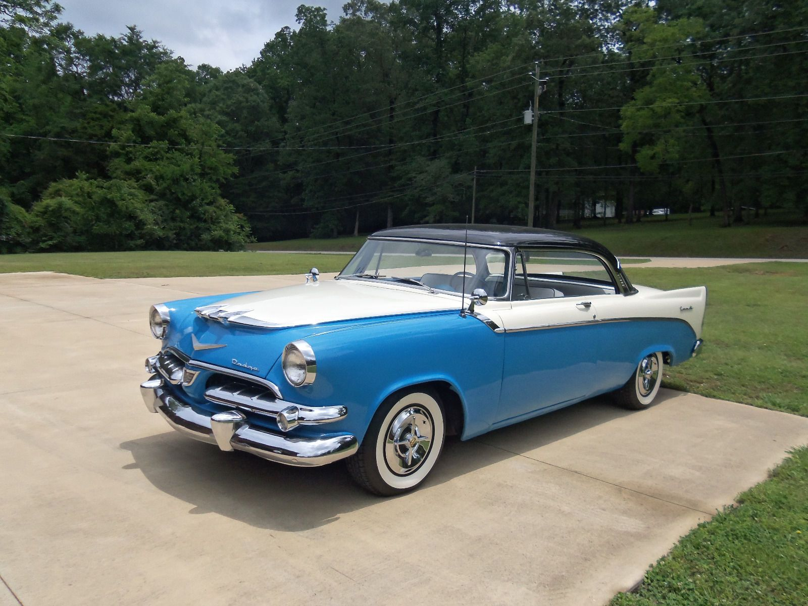 1956 Dodge Coronet 2 Door Hard Top Dodge Coronet Dodge Mopar