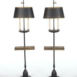 Floor Lamps With Tray Table