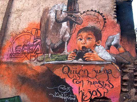 Resultado de imagen de el niño de las pinturas en granada