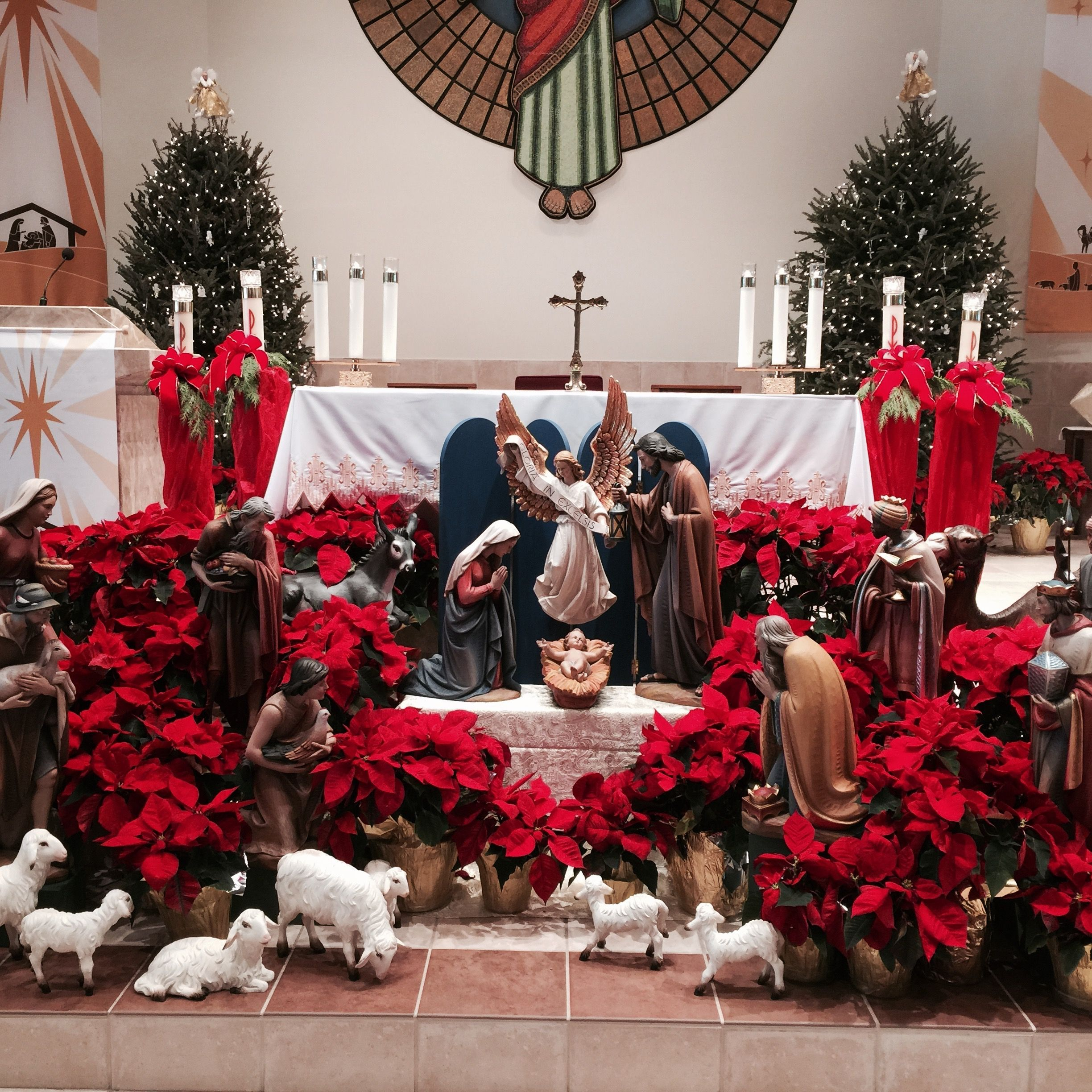 Pin by Carol Frank on Prince of Peace Catholic Church