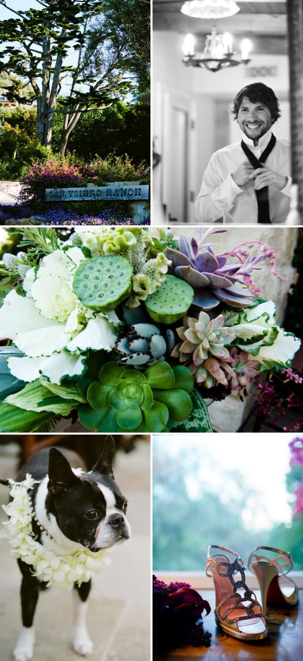 Rustic Elegance At San Ysidro Ranch From Docuvitae | Style Me Pretty