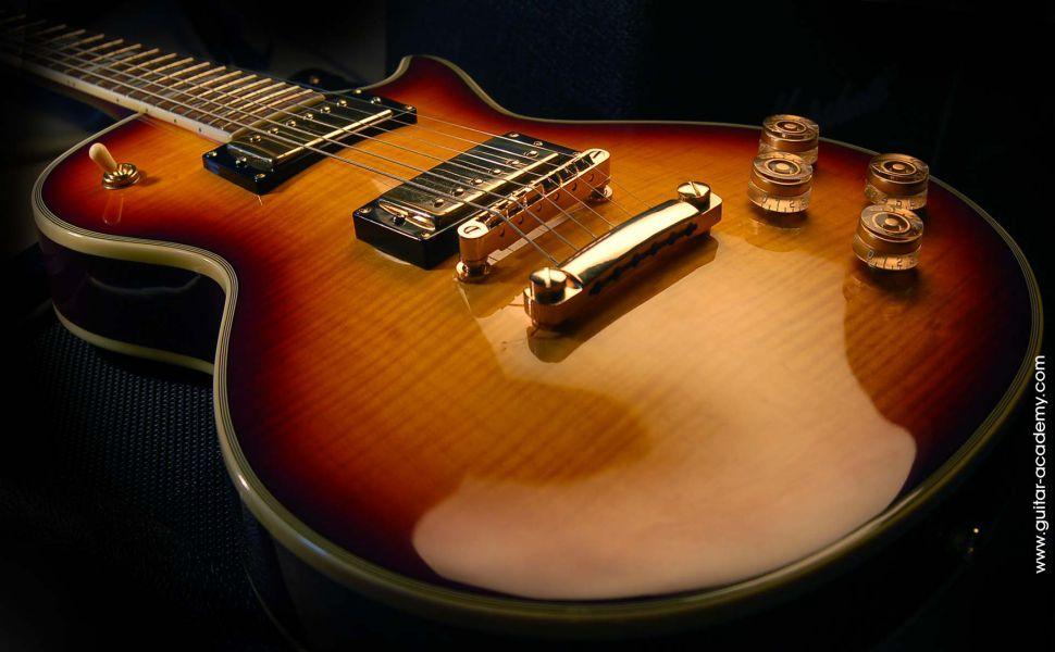 Gibson Les Paul HD Wallpaper