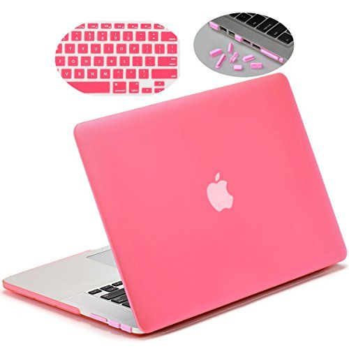 Matte Hard Case for 15-inch MacBook Pro Retina, LENTION