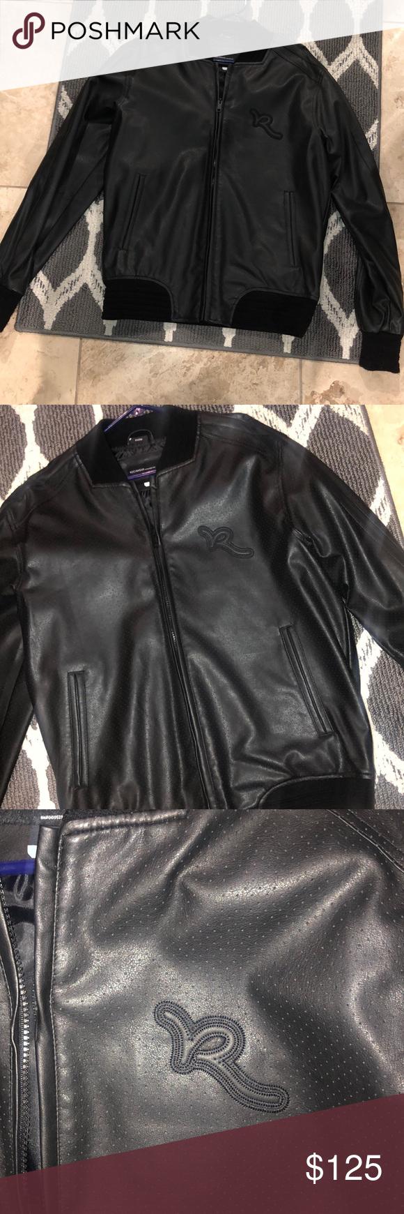 Rocawear Leather Jacket Leather Jacket Rocawear Jackets [ 1740 x 580 Pixel ]