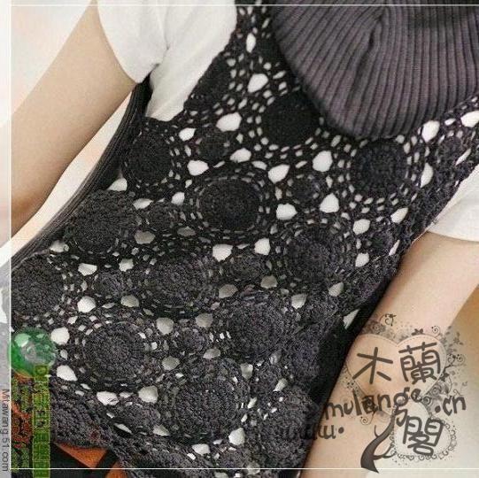 转载:钩织结合衣服 复制木兰阁 - 小雨点 - 小雨点的博客繁星点点