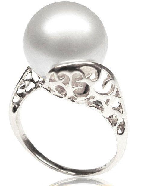 Suzette South Sea Pearl Ring [SPRR65836B]