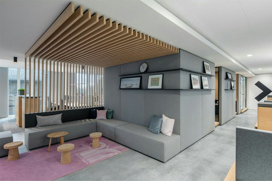 Pin de Winnie Lin en workplace, office idea | Pinterest | Oficinas ...