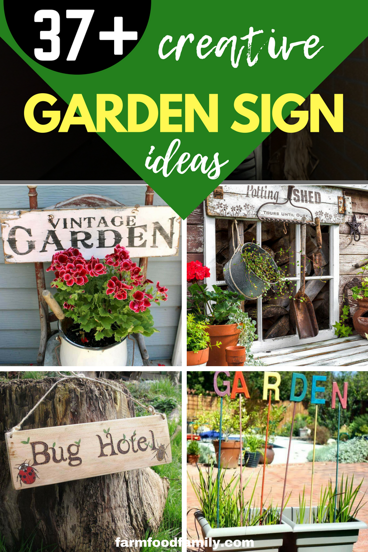 37 Creative Funny Garden Sign Ideas For 2020 Funny Garden