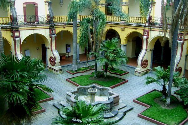 Mexican Vista Superior Patio Ideas Image southwest ...