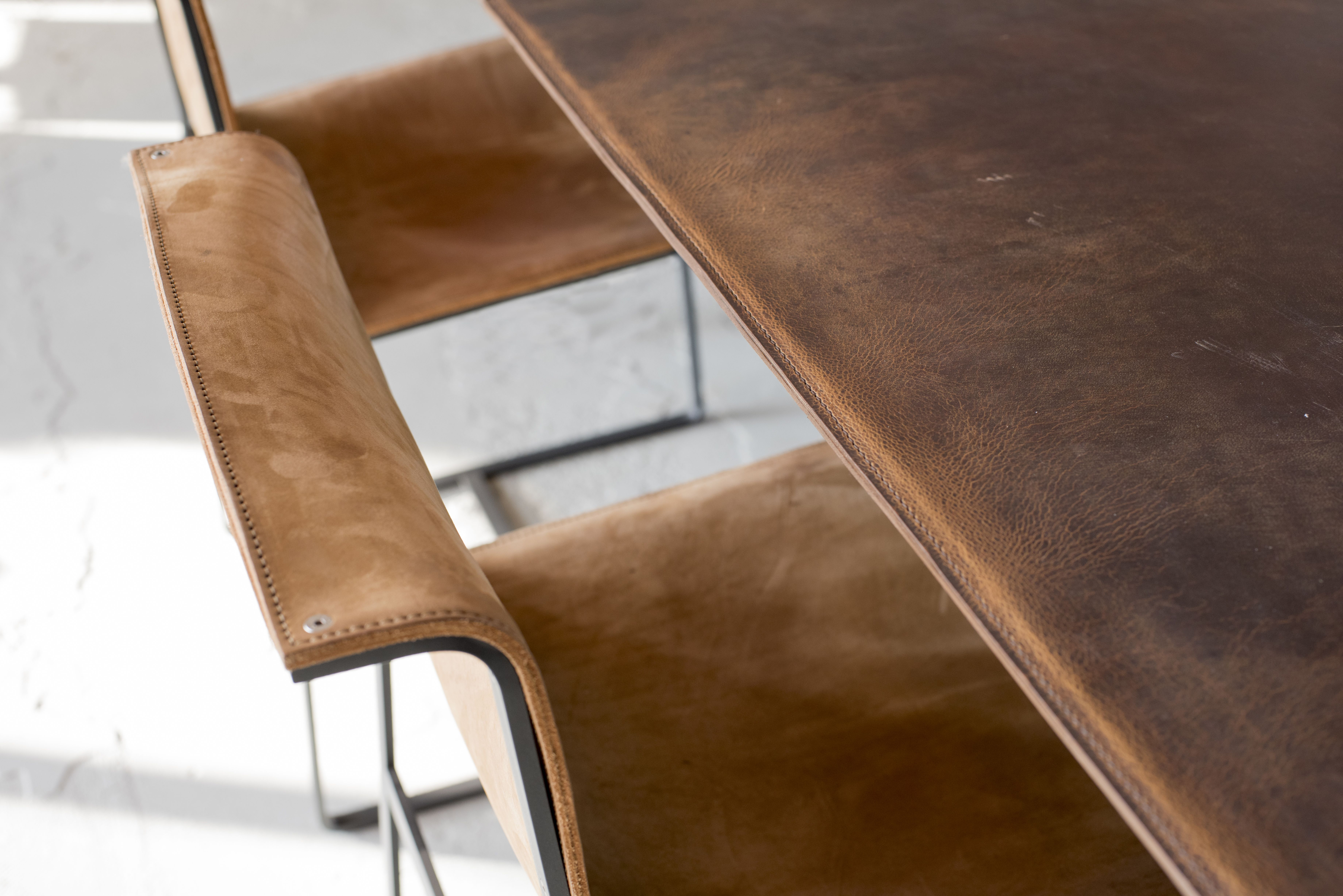 Furniture friday jealous raaf by vangijs leather table