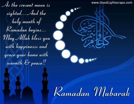 Ramadan Kareem Ramadan Mubarak Greetings Wishes Wallpaper Sms