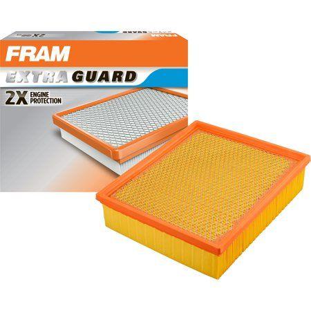 Fram Extra Guard Air Filter Ca10253 Air Filter Filters Rigid