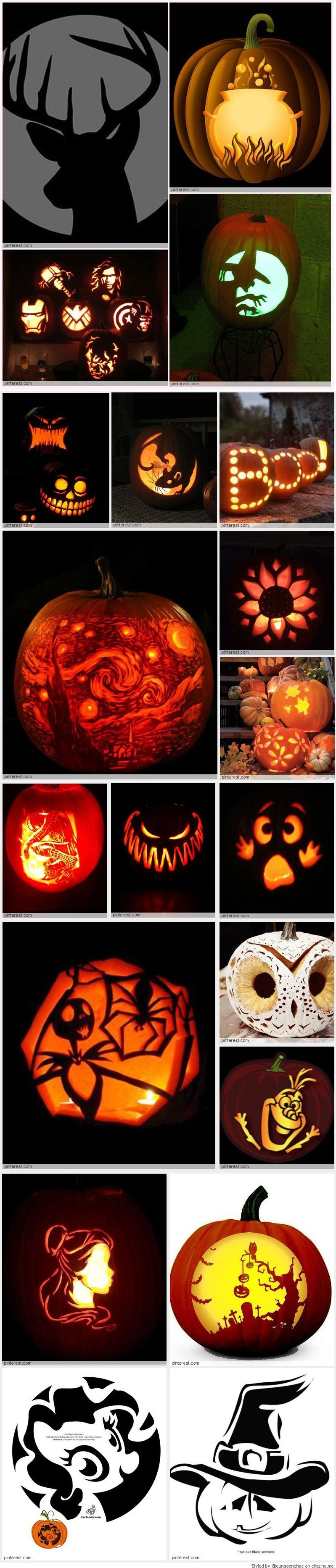 Fabulous Fall Decorating Ideas | Votive holder and Pumpkin ideas