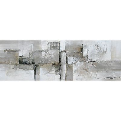 Yosemite Home Decor Contemporary & Abstract Art Serenity Original Painting on Wrapped Canvas