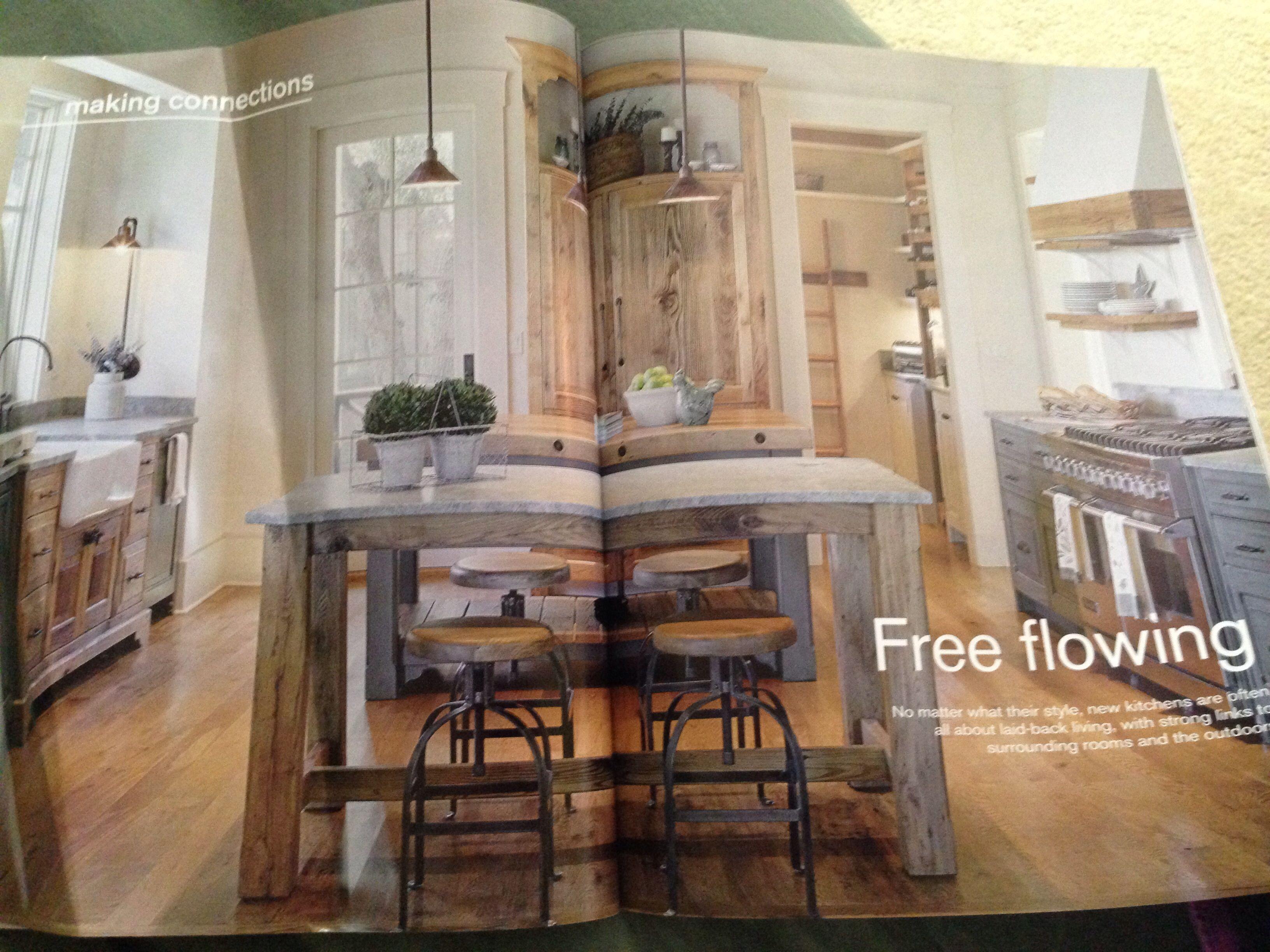 Pecky Cypress Kitchen Home Kitchen Home Decor