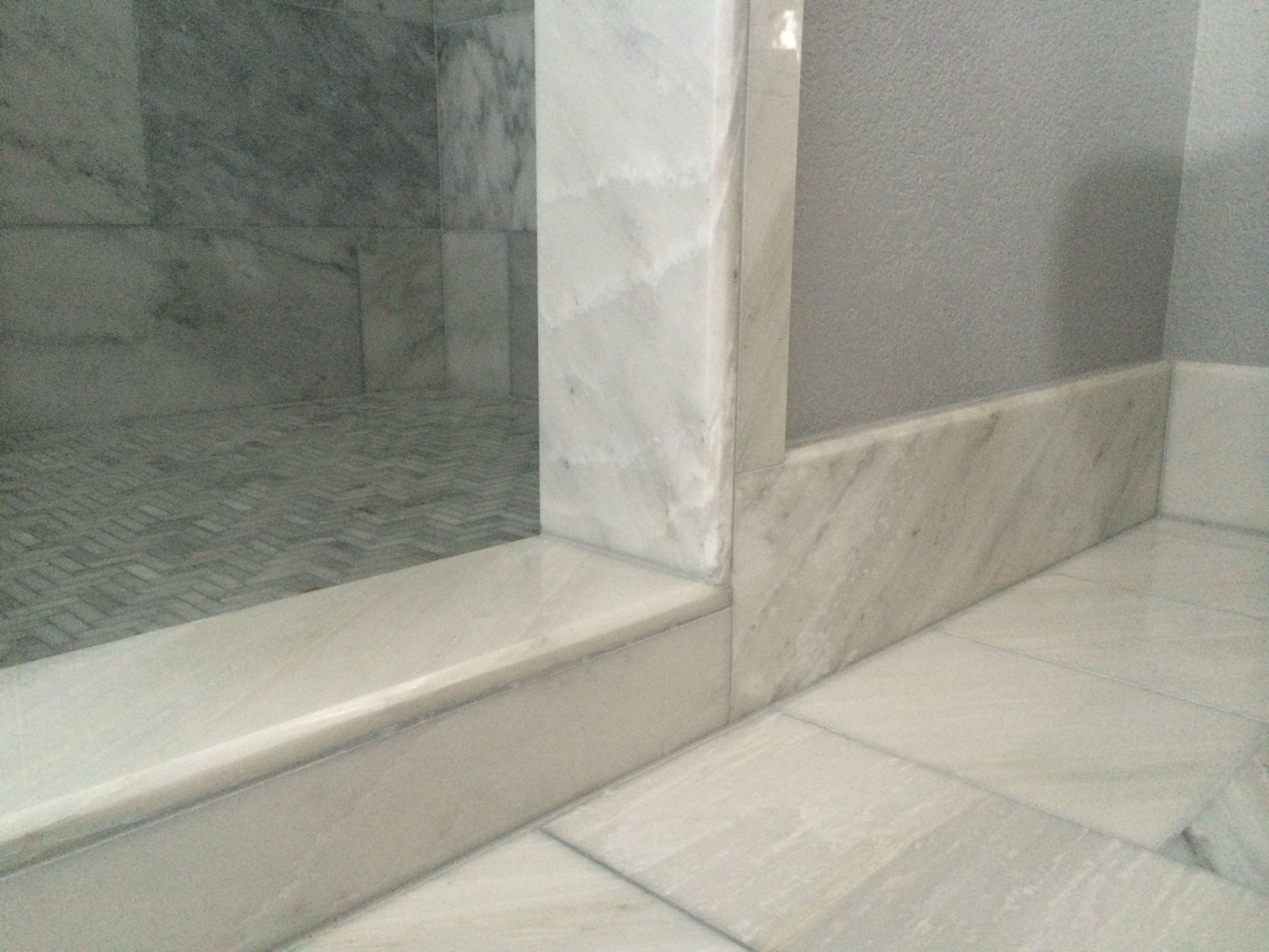 Marble Tile Baseboard Installation Tile Baseboard Baseboard Trim Baseboards