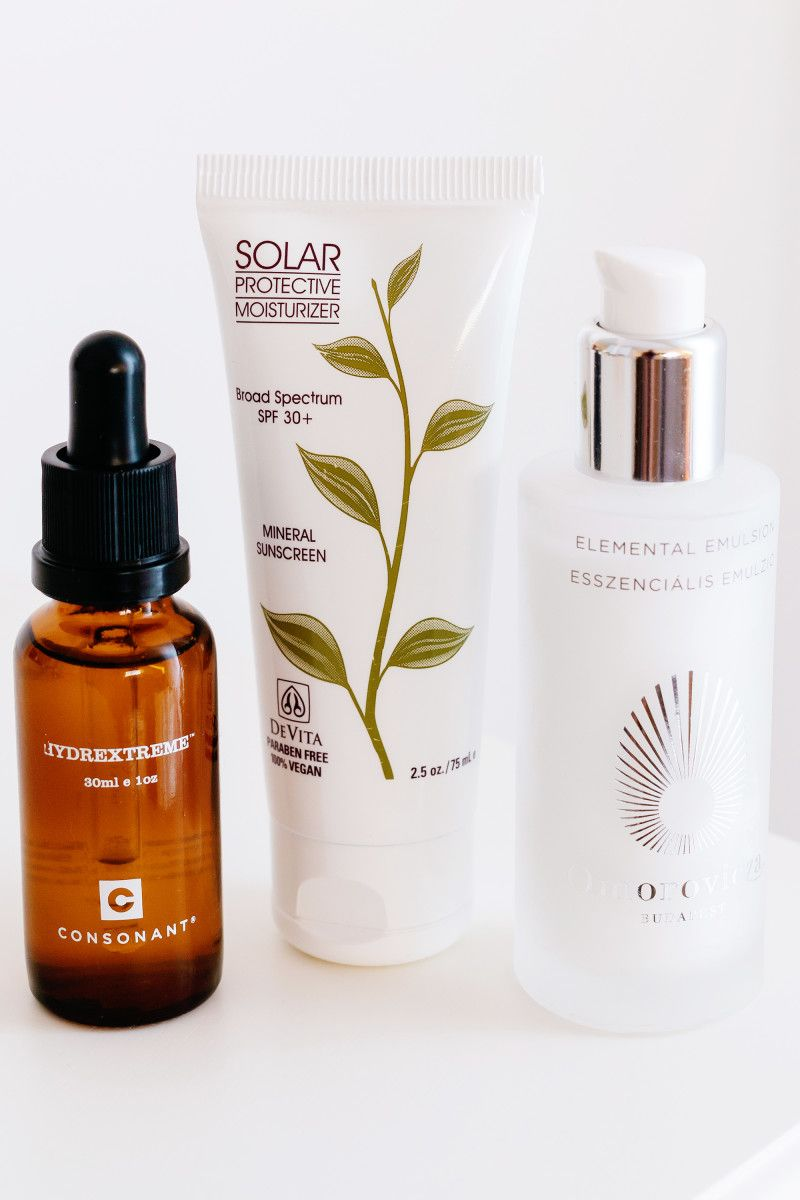 How To Prevent Skincare And Makeup From Pilling On Your Face When You Layer Different Products Skin Care Mineral Sunscreen Sunscreen
