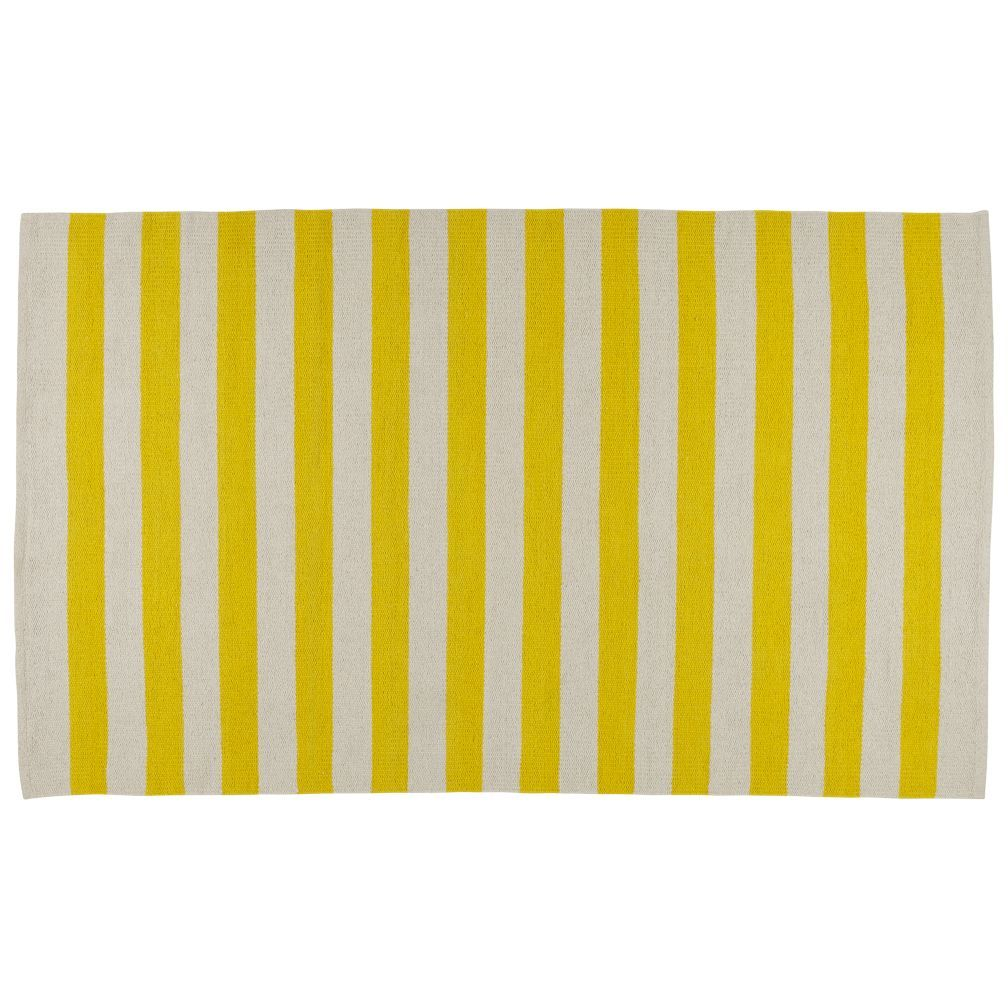 Shop Big Band Striped Kids Area Rug (yellow). Our Big Band Striped Kids Ideas