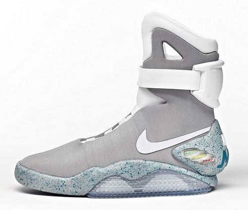 Nike MAG's the back to the future shoes!!!! (With images