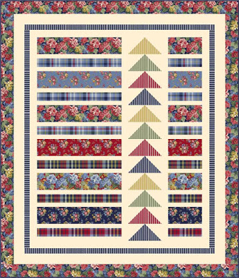 Free Pattern Day! Flying Geese Quilts