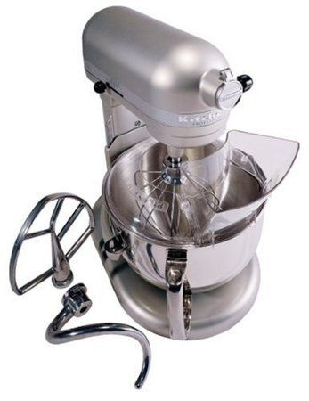 Kitchenaid Kp26m1xlc Professional 600 Series 6 Quart Stand Mixer Licorice This Is 575 Watts Best Price I Have Found So Far