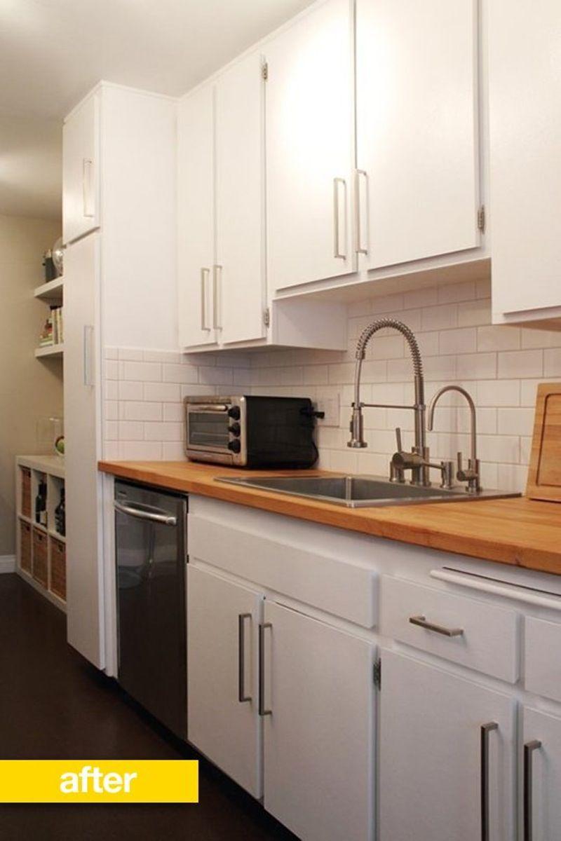 Kitchen Before & After: A Smart Kitchen Renovation For Under $7000 ...