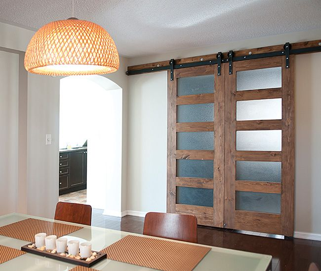 Toronto duo 1925 Workbench makes barn doors in woods ranging from pine to teak and complete & Toronto duo 1925 Workbench makes barn doors in woods ranging from ... pezcame.com