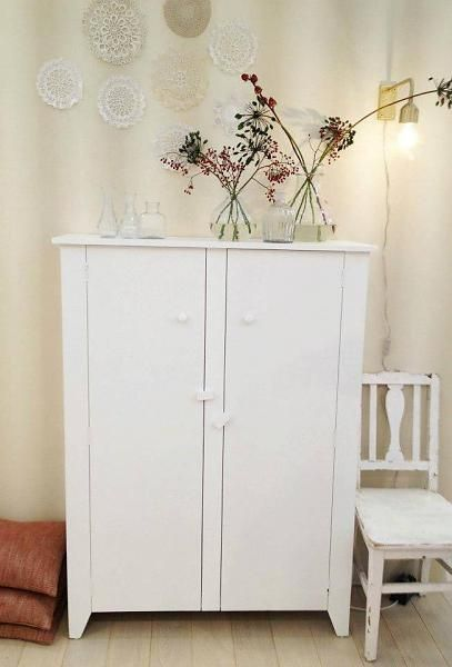 Stellingkast Wit Hout.Hk Living Kast Wit Hout Home Decorating Ideas Tall Cabinet