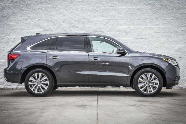 Acura Mdx 2016 Graphite Luster With Images Acura Mdx Acura