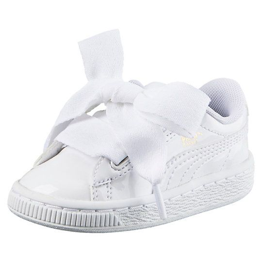 PUMA® Girl's InfantToddler Shoes | Stylish Velcro and Tie