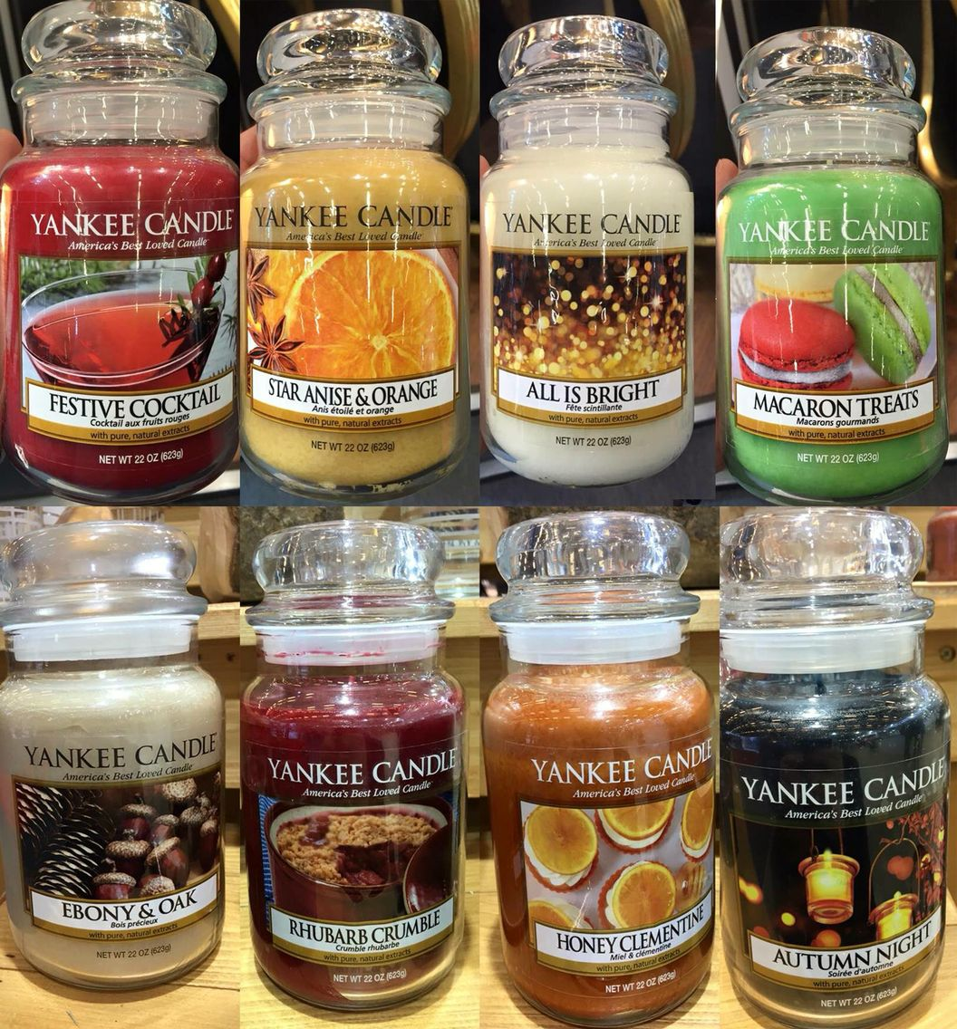 Andy's Yankees: YANKEE CANDLE MY FAVORITE THINGS - THE COMPLETE ...