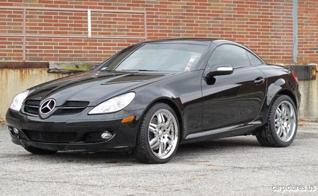 2006 Mercedes Benz Slk350 Roadster Mercedes Benz Mercedes