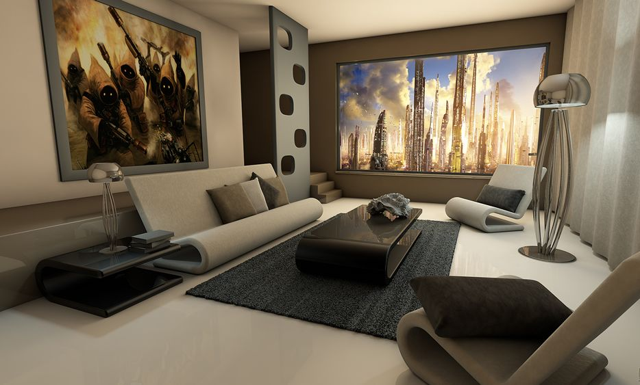 Futuristic Living Room Ideas  Woonkamer  Pinterest  Living Room Adorable Design Your Living Room Online Decorating Design