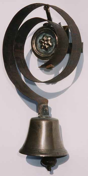 Servant\u0027s Bell (doorbell) from Victorian England - Antique door bells doorbells & doorbell | House Ideas - General | Pinterest | Antique doors ...