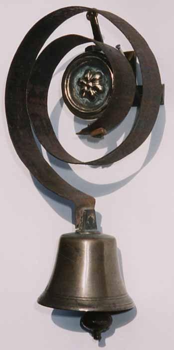 Servant\u0027s Bell (doorbell) from Victorian England - Antique door bells doorbells & doorbell | House Ideas - General | Pinterest | Antique doors ...