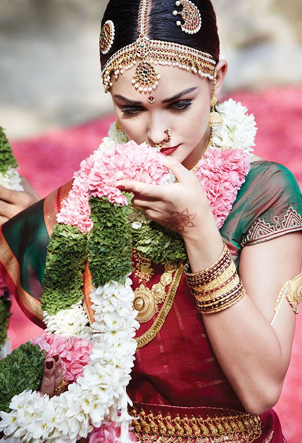 Tanishq Tamilian Bride Wedding Jewellery Collection5 My fashion