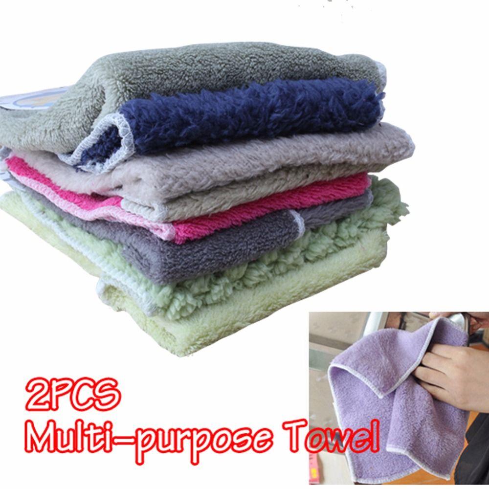 Microfiber Fiber Clean Cleaning Cloths Towel Nano Towel Universal