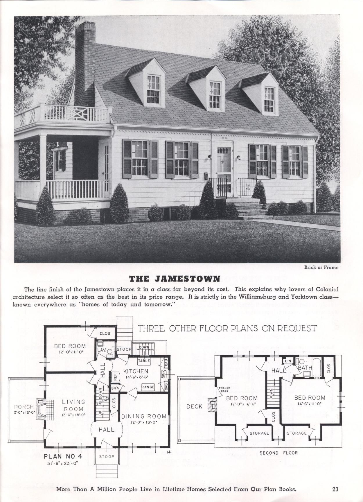 Homes Of Today And Tomorrow B 48 Standard Homes Co Free Download Borrow And Streaming Internet Archive How To Plan House Plans Building Costs