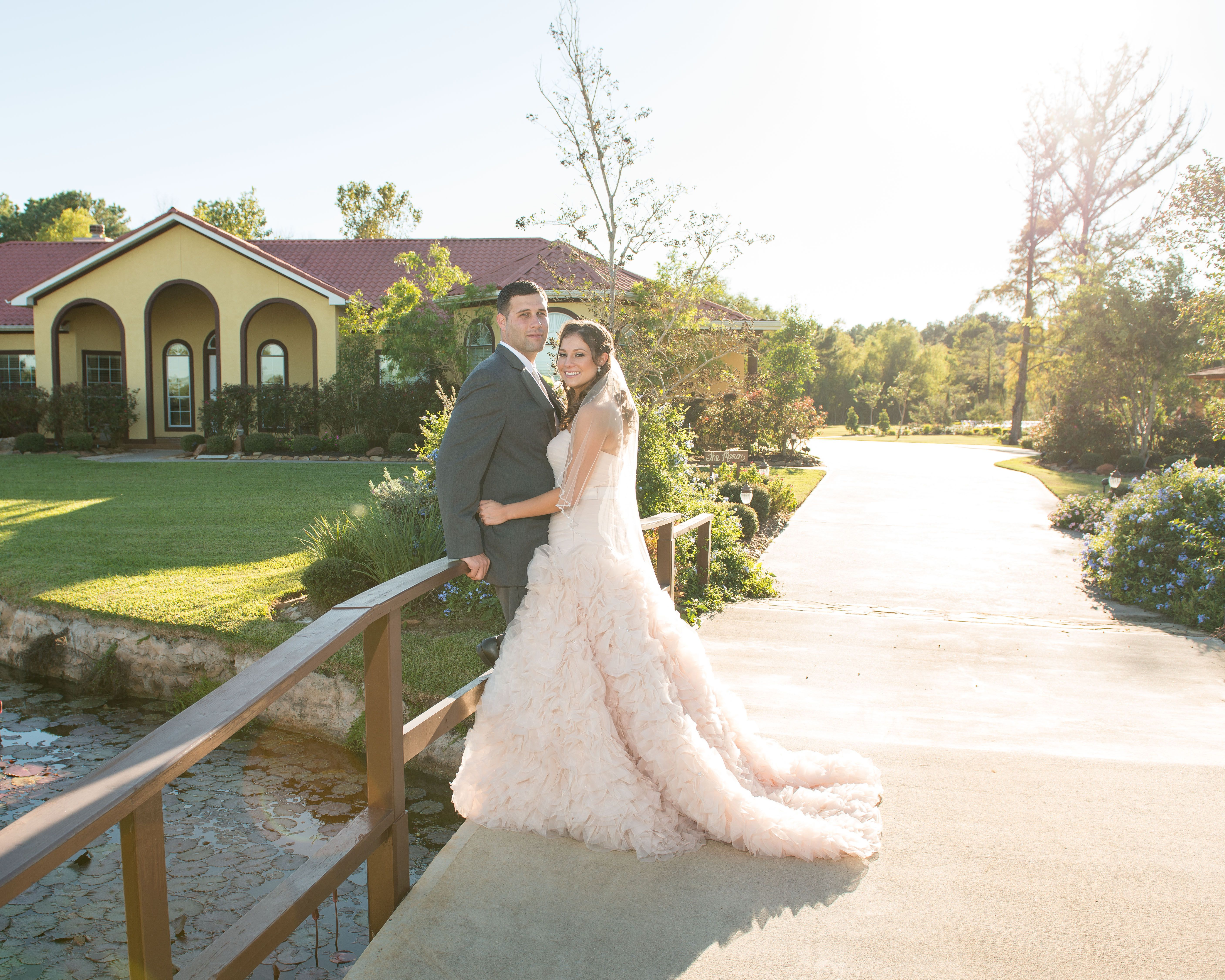 Outdoor Wedding Weddings In Houston Ceremony Clear Lake League