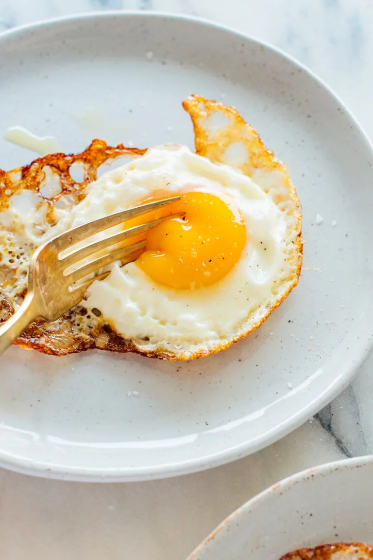 Favorite Fried Eggs Recipe Cookie And Kate Recipe Fried Egg Recipes Recipes Egg Recipes