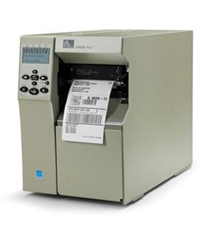 Zebra 105slplus Direct Thermal Thermal Transfer Printer Monochrome Desktop Label Print Price In Dubai Uae A Label Printer Printer Thermal Label Printer