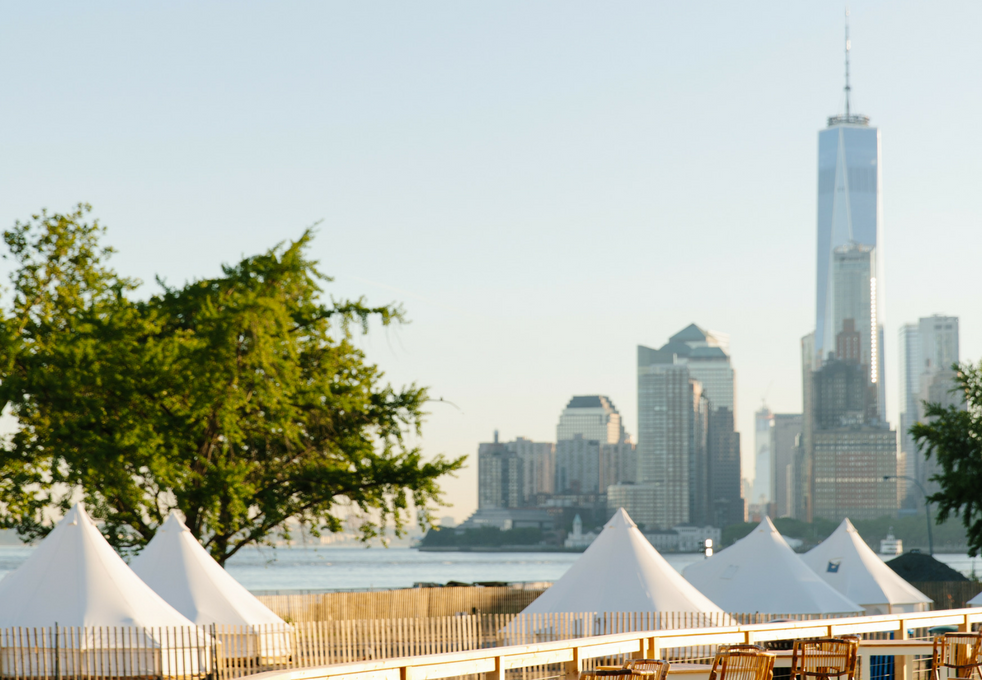 Governors Island Luxury Camping Retreat In Nyc Luxury Camping Retreats Island