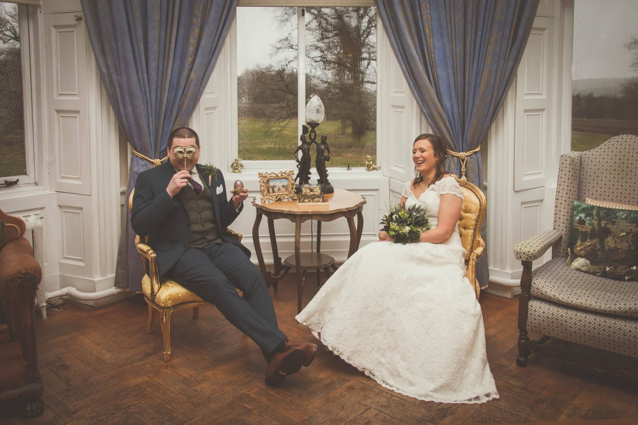 Portraits From An Irish St Patricks Day Wedding In A Scottish Borders Castle The Middle Of Nowhere To Run Hide Oh My