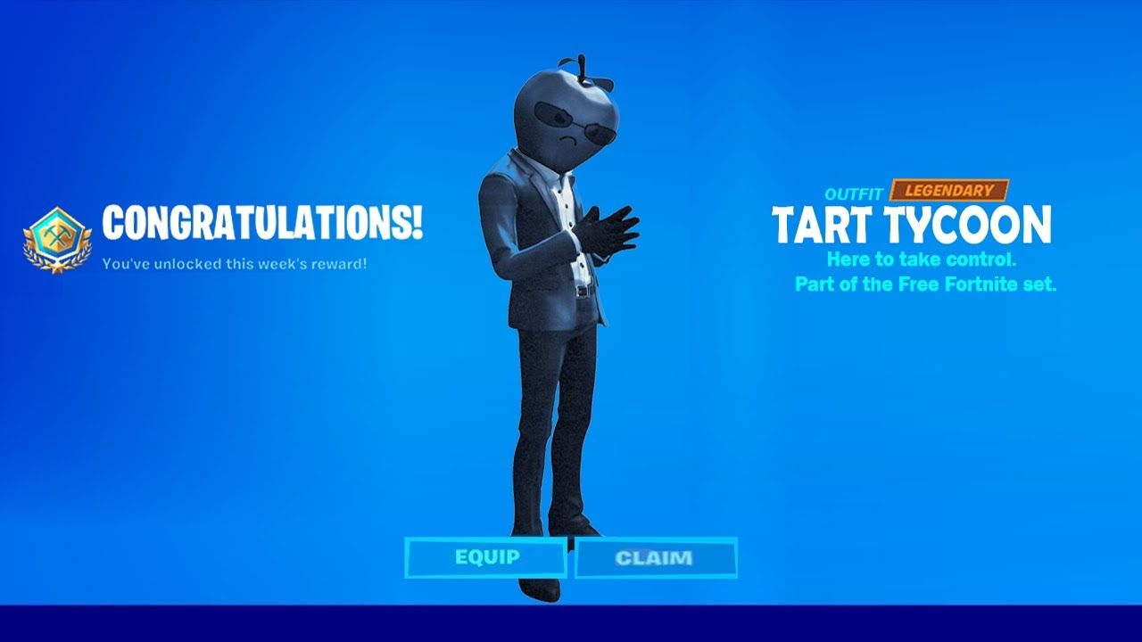 Fortnite: How to Get the Tart Tycoon Skin in 2020 ...