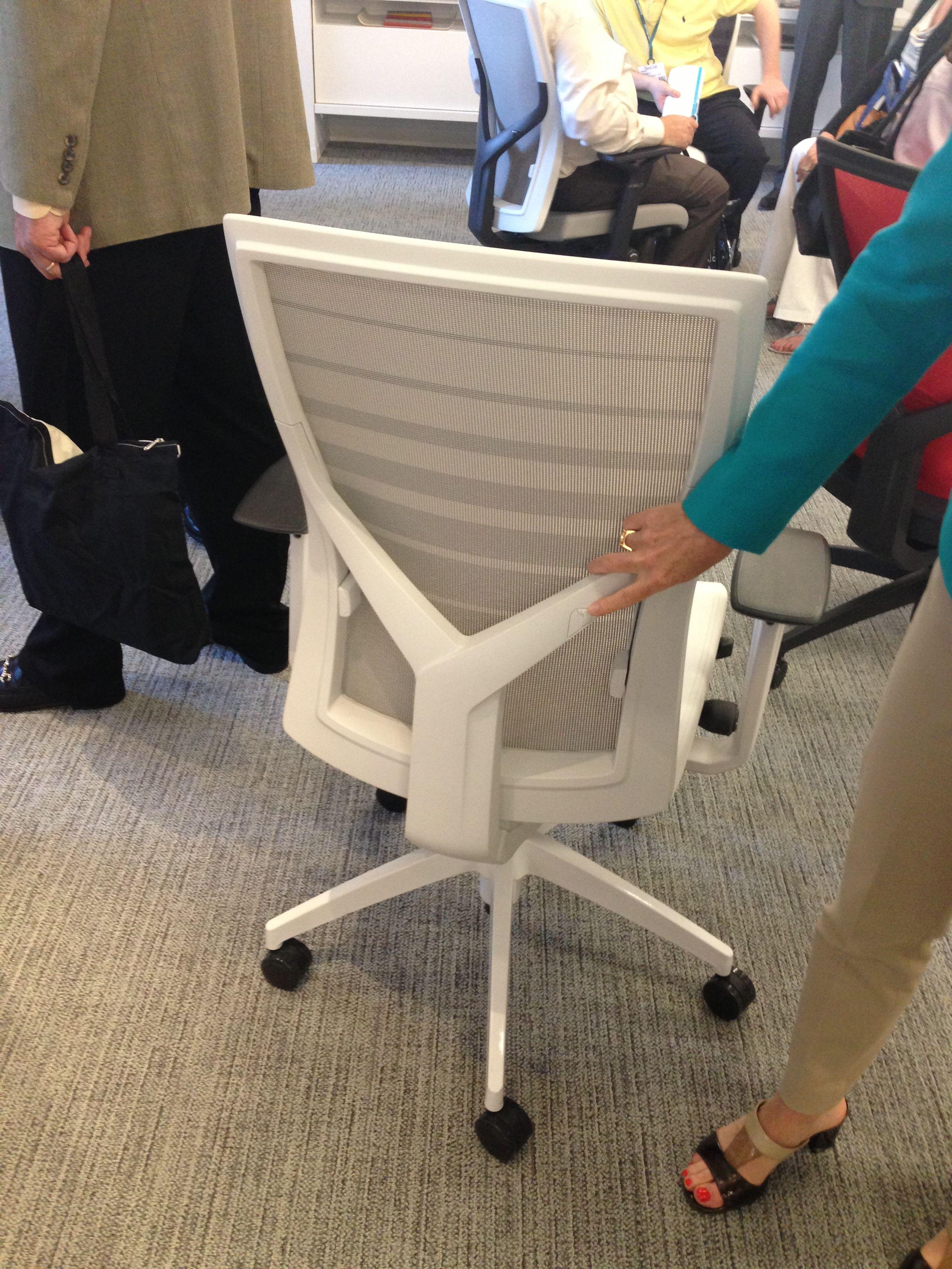 Sit It Torsa NEOCON 2013 Chairs Task Side Stools