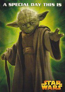 Star Wars Birthday Card Mit Bildern Gratulation Geburtstag