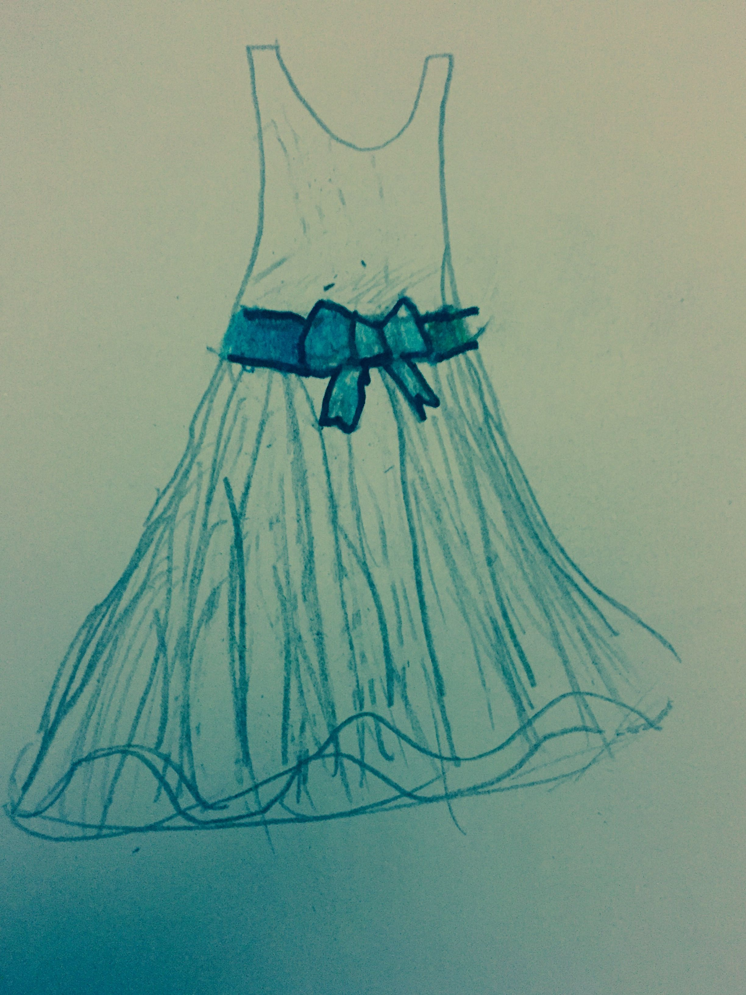 Pin by Caitlyn on Wedding dress and flower girl sketches | Pinterest ...