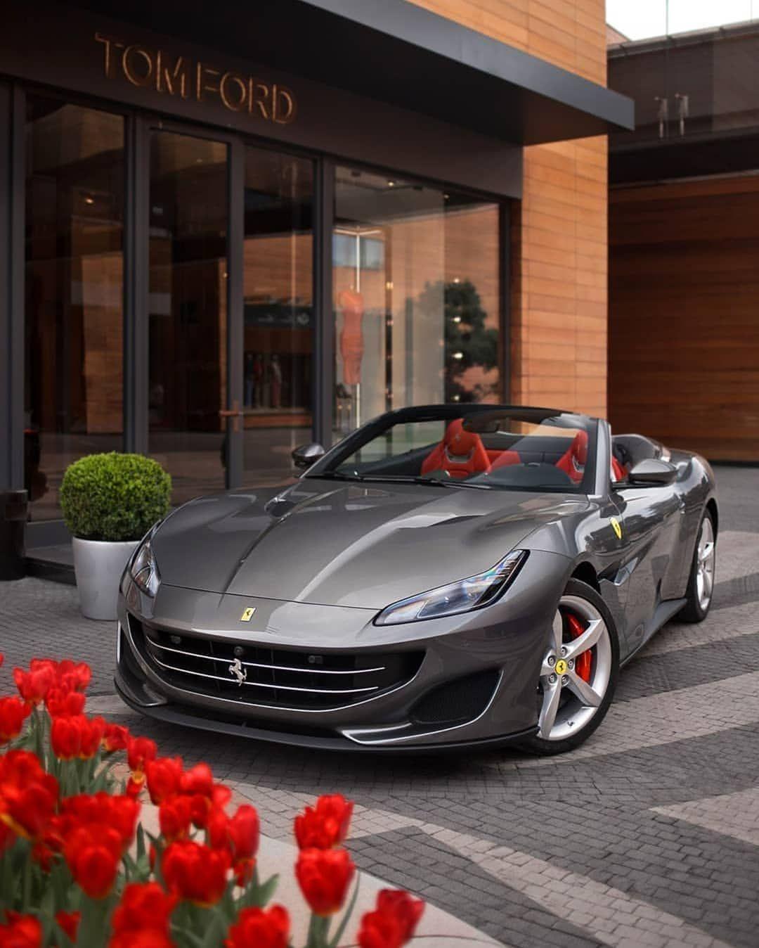 Ferrari Portofino: Ferrari Portofino (2018) 3.9 Liter V8 Twin Turbo 591hp